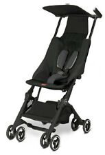 GB Pockit Compact Stroller - Monument Black (616230013)