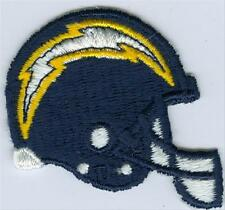 San Diego Chargers 2-1/2 inch Embroidered Helmet Iron-On Patch