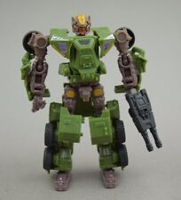 Transformers Generations Brawl Complete Scout Asia Exclusive GDO TRU Hasbro