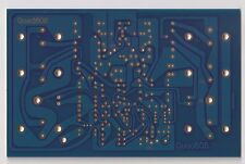 Current Dumping 140W amplifier PCB Quad 606 1pc