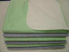 6 NEW PUPPY PADS REUSABLE WASHABLE PET TRAINING 34x36