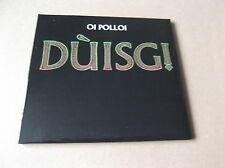 OI POLLOI duisg! CD  anarcho punk hardcore crass conflict subhumans oi!
