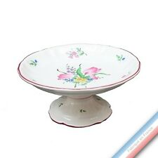 Collection REVERBERE table  - Compotier sur Pied Louis XV - H. 11 x  D 25 cm