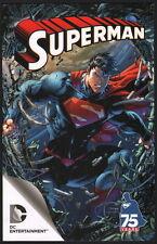 Superman 75th Anniversary Photo Holder 2013 SDCC Promo / Jim Lee Comic Art / DC