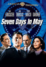 PRE ORDER: SEVEN DAYS IN MAY - DVD - Region Free - SEALED