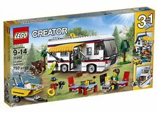 LEGO Creator Vacation Getaways 31052 3 in 1 Set Summer Home / Yaht NEW