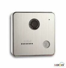 DP-104P(M)-165 SIP based video intercom with PoE *View angle 165*