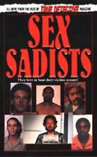 Sex Sadists (From the Files of True Detective Magazine)-ExLibrary