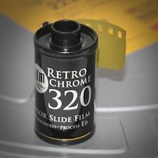 35mm Film - FPP RetroChrome 320 Color Slide Film (1 Roll)