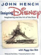 HTF DESIGNING DISNEY BOOK Brand New Hardcover (BEST PRICE ON EBAY) Gift Quality