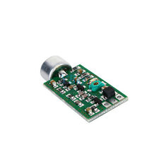 88-108MHZ FM Microphone Wireless Audio Transmitter FM Module Wiretap Interceptor