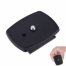 New Quick Release Plate Tripod Head for QB-4W Sony CX-888 CX-444 Velbon Black
