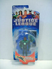 DC Justice League Animated GREEN LANTERN Action Figure Mattel 2002