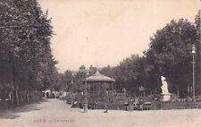 AGEN le gravier timbrée 1907