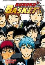 KUROKO'S BASKET 11 - MANGA STAR COMICS NUOVO - Disponibili tutti i volumi