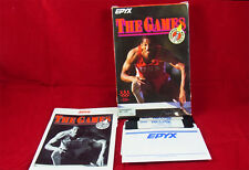 C64: The Games: Summer Edition - Epyx 1988