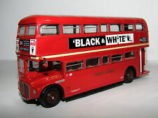 EFE AEC RML ROUTEMASTER BUS LONDON TRANSPORT ROUTE 104 N FINCHLEY 1/76 31907/2