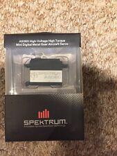 Spektrum A5060 Digital Servo Metal Gear plano y GT12