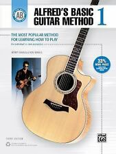 Alfred's Basic Guitar Method, Bk 1: The Most Popular Method for Learning How to