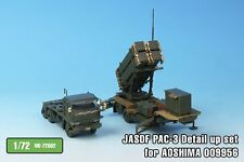 Tetra Model ME72002 1/72 JASDF PAC-3 Detail Up Set for Aoshima