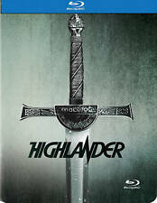 Highlander (Blu-ray Disc, 2013, Steelbook)