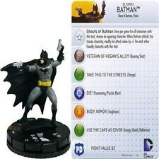 DC COMICS HEROCLIX FIGURINE STREETS OF GOTHAM : Batman #050