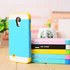Fashio Hybrid Impact Hard Case Cover Skin for Samsung Galaxy S4 mini i9190 i9500