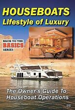 The Practical Boater - Living Aboard Houseboats: Lifestyles of Luxury (DVD)