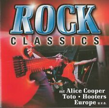 V/a -  Rock Classics ( Judas Priest, Boston, Reo Speedwagon, Toto, Heart, Europe