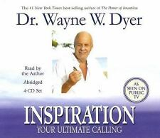 Inspiration: Your Ultimate Calling, Dyer Dr., Dr. Wayne W.,4 CD's
