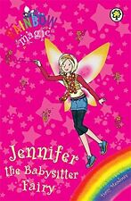 RAINBOW MAGIC _ JENNIFER THE BABYSITTER FAIRY _ 3 IN 1 _ BRAND NEW _ FREEPOST UK