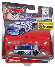 Disney Pixar Cars 2016 Chuck Armstrong Mood Springs #9/14 Piston Cup