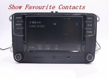 "6,5"" Autoradio VW MIB 2 RCD510,BT,USB,RVC,AUX,Golf,Caddy,Polo,Passat,CC FL34-d"
