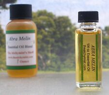 Abra Melin Essential Oil 1/4 Oz Wiccan Craft Pagan Altar Ritual Spell Abramelin