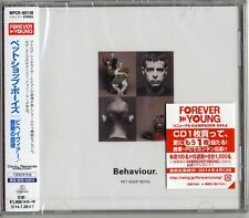 PET SHOP BOYS-BEHAVIOUR-JAPAN CD C68