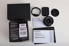 Fujifilm Fujinon Fuji XF 18mm f/2 R Lens for Parts or Manual Focus