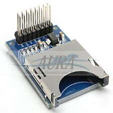 SD Card Module Slot Socket Reader for Arduino ARM PI Pic MCU Robot Hobby UK A605