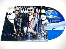 cd-single, U2 - Discotheque / Holy Joe, 2 Tracks, Cardsleeve, Australia