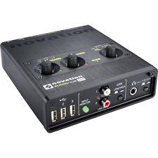 Novation Audiohub 2x4 24-bit/96kHz, 2-in/4-out USB Audio Interface New