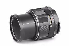 SMC Takumar 50mm f/4 Macro Lens, M42 Screw Mount, Full Frame K-1 K-3 K-70, EXC!