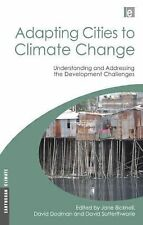 Adapting Cities to Climate Change: Understanding and Addressing the Development