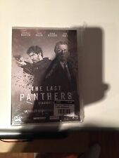 """DVD """"The Last Panthers"""" Stagione 1 Nuovo"""
