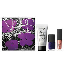 NARS Andy Warhol Walk on the Wild Side Illuminator Lip Gloss Nail Limited ED