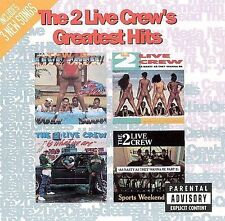 2 Live Crew: Greatest Hits Explicit Lyrics Audio Cassette