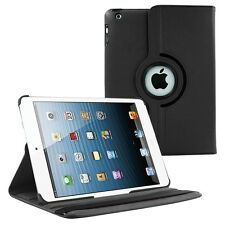360 Folding Folio Leather Case Cover Stand for Apple iPad 2 3 4 Mini Pro Air