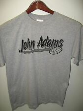 John Adams Middle School Soccer Football Santa Monica California USA T Shirt Med