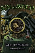 Son of a Witch Maguire, Gregory Hardcover