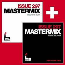 Mastermix Issue 297 Twin DJ CD Set Mixes ft Ireland Rocks & Bon Jovi Megamixes