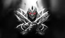 158 League of Legend Zed PLAYMAT CUSTOM PLAY MAT ANIME PLAYMAT FREE SHIPPING