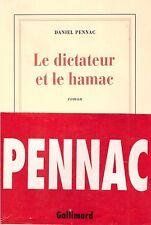 DANIEL PENNAC LE DICTATEUR ET LE HAMAC + PARIS POSTER GUIDE